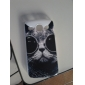 Sunglass Cat Pattern Hard Case for Samsung Galaxy Core I8262