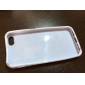 Nightingale Pattern Silicone Soft Case for iPhone5/5S