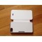Крест линии PU кожаный чехол всего тела для iPhone 5/5S (разных цветов)