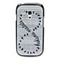 Pássaro Woven projeto Hard Case Padrão para Samsung Galaxy S3 mini-I8190