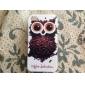 Owl Design Hard Case für iPhone 4 und 4S