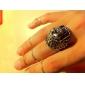 Miss ROSE®Hollywood loved Stack Plain Above Knuckle Ring Set 6pcs/set 14mm/15mm/16mm
