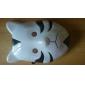 Máscara Inspirado por Naruto Fantasias Anime Acessórios de Cosplay Máscara Preto / Vermelho / Azul PVC Masculino / Feminino