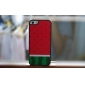 아이폰 5/5S용 수박 패턴 뒷면 하드 케이스