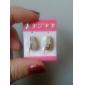 Муж. Серьги-гвоздики Мода бижутерия Нержавеющая сталь Титановая сталь Бижутерия Назначение Для вечеринок Повседневные Новогодние подарки