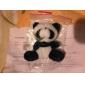 1PCS Estilo bonito Panda Plush Toy Boneca (10x7x5.5cm)