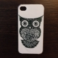 Case Black Owl pour iPhone 4/4S
