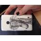 Elephant padrão tribal Hard Case para Nokia Lumia N520