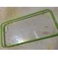 maylilandtm efeito fluorescente depois de acender caso volta transparente para iPhone 5 / 5s (cores sortidas)