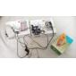 TF Leitor de MP3 Player com Clipe Bag Black & White