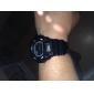 Relógio de Pulso Masculino Esportivo Multifunção com mostrador LCD e Pulseira de Borracha (Cores Sortidas)