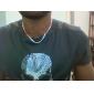 Муж. Ожерелья-цепочки Сплав бижутерия Бижутерия Назначение Повседневные Новогодние подарки