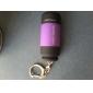 Светодиодные фонари Фонари-брелоки Светодиодная лампа 25 lm 1 Режим - Мини Водонепроницаемый для Повседневное использование Желтый
