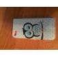 Para Capinha iPhone 5 Porta-Cartão / Com Suporte Capinha Corpo Inteiro Capinha Coruja Rígida Couro PU iPhone SE/5s/5