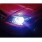 T10 Carro Branco 3W SMD 5050 6000 Luz de Sinal de Direcção Luz Instrumento
