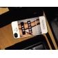 секс наркотики алюминиевая конструкция жесткий футляр для iPhone 4 / 4s