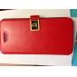 caso de corpo inteiro de cor sólida com slot para cartão e pc tampa traseira para 5/5s (cores opcionais) iphone
