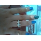 Shiny Crown Ring