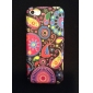 Colorful Jellyfish Pattern TPU Soft Case for iPhone 5C