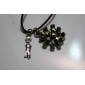 Women's Pendant Necklaces Alloy Fashion Jewelry Party 1pc