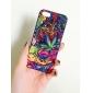 용 아이폰5케이스 패턴 케이스 뒷면 커버 케이스 카툰 하드 PC iPhone SE/5s/5
