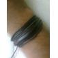 Homens Pulseiras de couro Personalizada Original Fashion Confeccionada à Mão Pele Outros Jóias Para Dia a Dia Diário