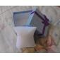 Bowknot decoração simples Cubic Watch Box (cores sortidas)