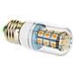 2.5W E26/E27 LED Corn Lights T 27 leds SMD 5050 Warm White 150-200lm 2500-3500K AC 85-265V
