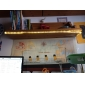 방수 10W / M 5050 SMD 따뜻한 화이트 라이트 스트립 램프 (220V, 길이 선택)를 LED