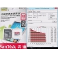 SanDisk 32Go TF carte Micro SD Card carte mémoire UHS-I U1 Class10 Ultra