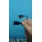 USB fêmea cabo OTG para Samsung Celular (cores sortidas)