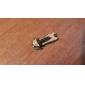 Dachshund Dog Shaped 3.5mm Earphone Jack Anti-dust Plug for iPhone , iPad , Samsung & Others Smart Phone