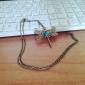 Женский Ожерелья с подвесками Сплав Мода европейский Бижутерия Назначение Для вечеринок