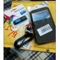 Стильный Личи Pattern Caller Окно дисплея кожаный чехол для Samsung Примечание 2 N7100