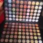 120 Paleta de Sombras Mate / Brilho Paleta da sombra Pó Grande Maquiagem para Halloween / Maquiagem Esfumada