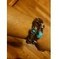남성용 포장 팔찌 가죽 팔찌 유니크 디자인 패션 수공 의상 보석 가죽 보석류 보석류 제품 파티 일상 캐쥬얼 크리스마스 선물