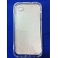 Etui de Protection en Cristal pour iPhone 4