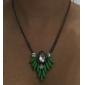 Femme Pendentif de collier Cristal Strass Alliage Pendentif de collier , Mariage Soirée Quotidien Décontracté