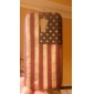 Vintage American Flag Pattern TPU Soft Case for Samsung Galaxy S4 Mini I9190