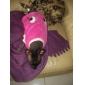 Собака Костюмы Комбинезоны Одежда для собак Очаровательный Косплей Мультфильмы Лиловый Зеленый Синий Костюм Для домашних животных