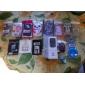 3-en-un Nano Sim Micro et Standard Adaptateur carte Sim pour iPhone 4/4S/5/5S/5C et autres (couleurs assorties)
