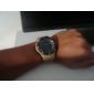 Masculino Relógio Militar Digital LCD / Calendário / Cronógrafo Banda Azul / Verde / Cáqui marca-