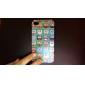 Bonne Hiboux Modèle IMD étui rigide de la technologie pour l'iPhone 4/4S
