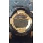 SKMEI Masculino Relógio Esportivo Relogio digital Relógio de Pulso Digital LCD Calendário Cronógrafo Impermeável alarme Borracha Banda