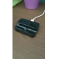 Desktop Cradle Micro USB Charger for Samsung Galaxy and Other Cellphones (Assorted Colors)