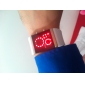 Unisex Silicone LED Digital Wrist Watch (Assorted Colors)