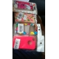 Case Retour secours Motif Joyland rose âne pour iPhone 4/4S