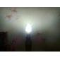 e14 3x1w 270lm 3000K теплый белый свет золотое покрытие светодиодные свечи лампы (85-265В)