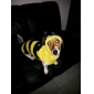 Собака Костюмы Толстовки Инвентарь Одежда для собак Косплей Хэллоуин Животные Черный Желтый Костюм Для домашних животных