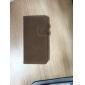 мягкий узор пу кожаный бумажник чехол для Iphone 6с 6 плюс